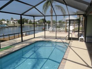 Hernando Beach - Screened Lanai & Pool - Boat Dock
