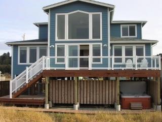 Beachfront 4 bedroom new home, Moclips