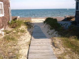 30 steps to a Private, Sandy Beach., Wellfleet