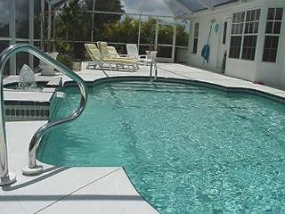 Rebecca - SE Cape Coral 3b/2ba Solar Heated Pool