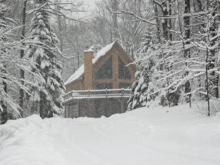 Beautiful Okemo chalet with Hot Tub - Sleeps 16, Ludlow