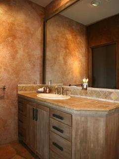 His Master Bathroom Vanity