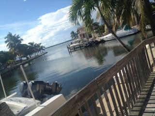 Priceless!!! direct bay view home in key largo, Key Largo
