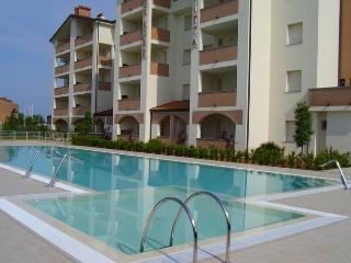 New Residence 4* at the Adria Coast-Emilia Romagna, Lido degli Estensi