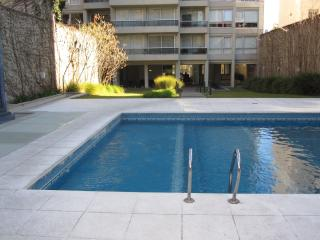 Luxury Palermo 2bd pool, park, gym, 24x7 security