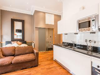 Marble Arch modern Studio Apartment for 4 guests, London