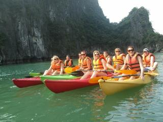 Ha Long Deluxe Cruise