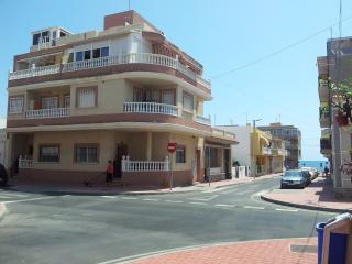 Apartamento junto al mar y se admite mascota, Torrevieja