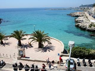 Seafront holiday house for rent in Puglia - SA145, Santa Maria al Bagno