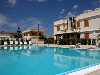 Apartment with pool for rent in Puglia - SA154