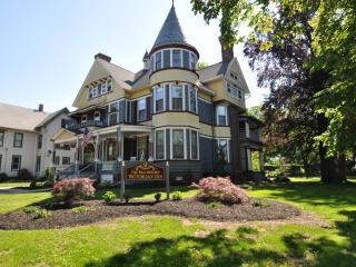 Newly remodeled 1891 Queen Anne Victorian mansion