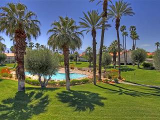 Desert Falls-(DU580) Upper End Unit Overlooks Pool!!, Palm Desert