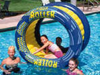 water roller , pool toys ++