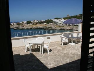 Sea front studioflat for rent in Salento - SA161