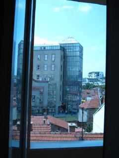 The view from the window