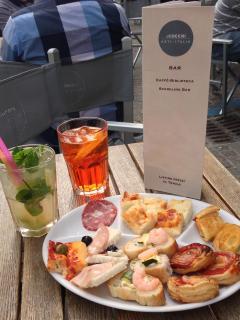 aperitivo bar Cocchi Asti