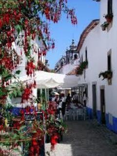 Obidos historic Streets