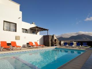 5 bedroom Villa in Playa Blanca, Canary Islands, Spain : ref 5700399