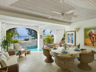 Azzurro, Old Trees at Payne's , Barbados - Beachfront, Ocean View,  Pool And Private Plunge Pool, Paynes Bay