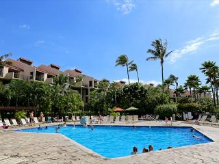 Kamaole Sands #1-103  Large Lanai, Ground Flr, Partial Ocean View, Sleeps 4!