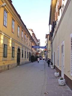 Apartment VIKTORIJA - location