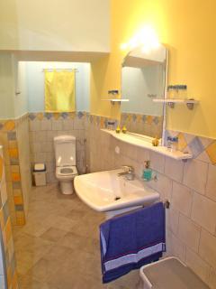 Apartment VIKTORIJA - bathroom