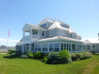 Elegant Oceanfront Home Directly on Minot Beach, Scituate