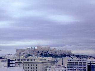 Great Acropolis view / Kolonaki