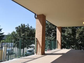 Un terrazzo sul parco, Milão