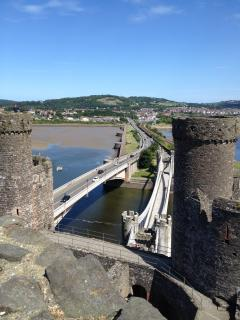 Conwy Castel