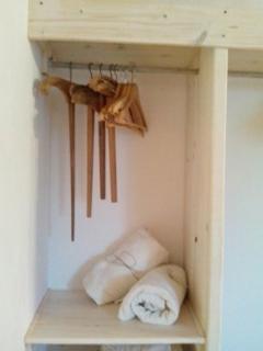 asciugamani e lenzuola sono comprese nel prezzo del soggiorno