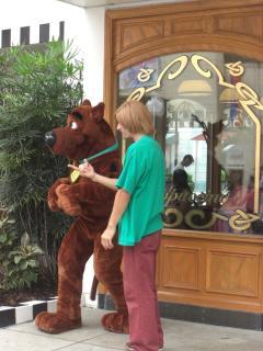 Scooby & Shaggy