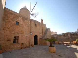 molino restaurado emblemático, Algaida