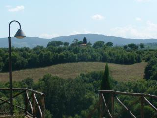 Beautiful Tuscany  villa near Montepulciano