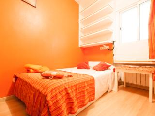 Habitación Naranja chamberi
