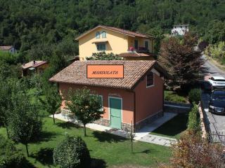 "Villa ""Mandolata"" with garden and swimming pool"