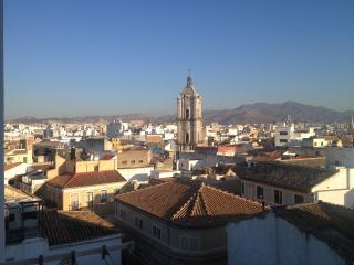 Catedral Larios Vistas Centro Histórico AC WIFI, Málaga