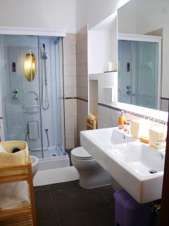 Apartament with 1 bedroom - Bathroom - Details