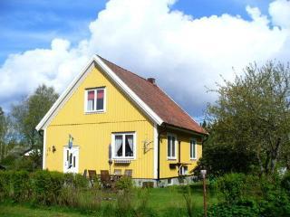 Mellanhuset in Nykroppa, Zweden (Värmland), Filipstad
