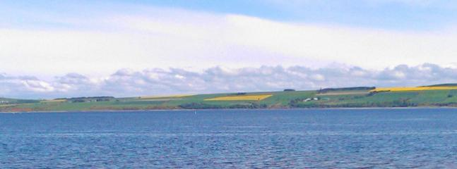 View of The Black Isle from Saltburn