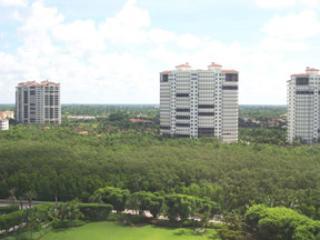 Bay Colony Cityscape View