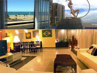 IRACEMA LUXUS APARTMENT 240 m2 16 PESSOAS, Fortaleza