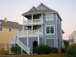 Soundview 3BR w/ dock space - Sailfish Point #22, Manteo