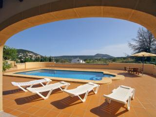 Spanish Villa Rental on the Costa Blanca - Casa Moraira, Javea
