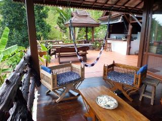 Villa Blue Azure - unbeatable views and beaches, Ko Phangan