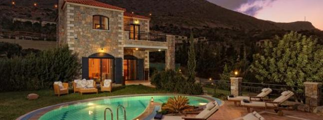 Villa Erato / Koutouloufari lux. Villa & Pool, Chersonisos