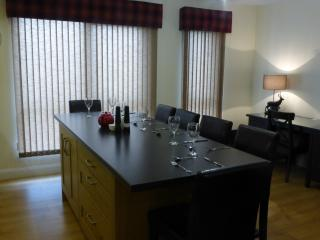 Troon holiday apartment