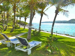 Lovely beachfront cottage on two levels with access to tennis WV RLD3, Saint-Barthélemy