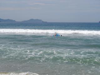 Playa de Oro beach (playa de Oro)