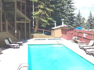 Awesome 2 bdrm condo - walk 2 Park City ski lifts, pool, washer, wi-fi, hot tub